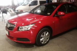 Holden Barina fixed