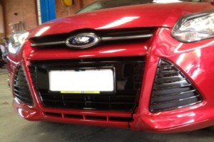 Ford Focus Front Bumper 2
