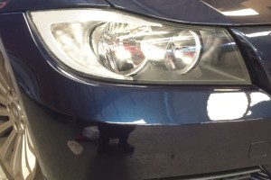 Bmw 325i front bumper