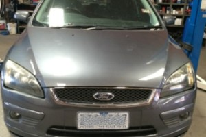 ford focus 2006 front view