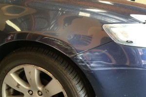 ford g6 front bumper