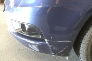 ford g6 front bumper 2