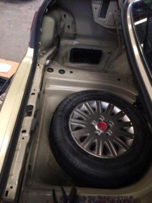 Toyota Avalon Reverse Sensor Before Installation 2