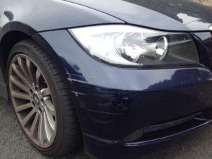 BMW 325i Scratch