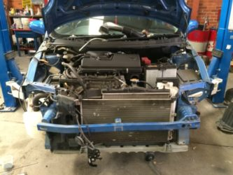 Nissan Micra Removed Parts