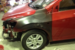Holden Barina removing parts