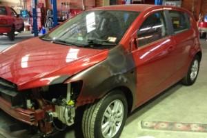 Holden Barina repairs