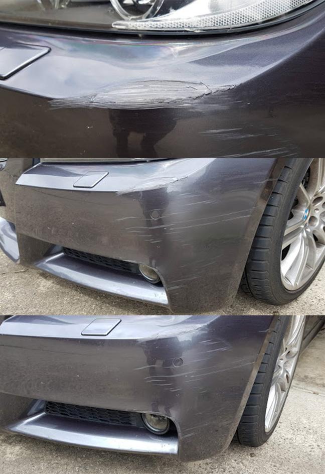 Bumper Repairs In Melbourne K1 Motors